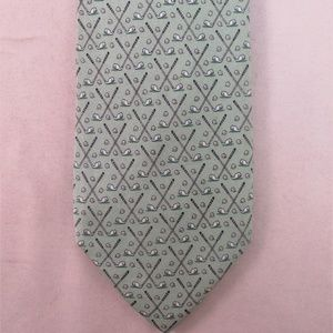 Vineyard Vines Men's Silk Golf Tie